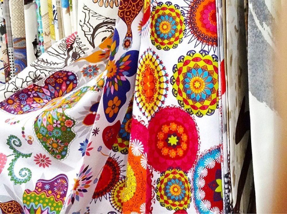 Модные тенденции дизайна штор